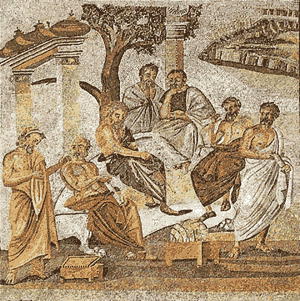 Plato at the Academy